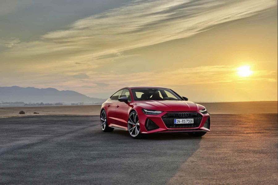 Car News | Audi RS 7 Sportback details | CompleteCar.ie