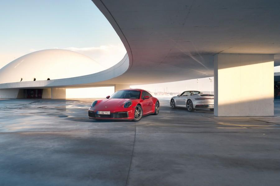 Car News | Carrera 4 twins join Porsche 911 range | CompleteCar.ie