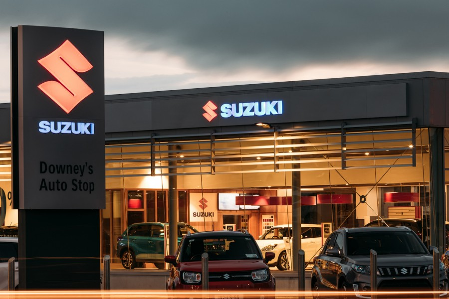 Car Industry News | New Suzuki dealer opens in Laois | CompleteCar.ie