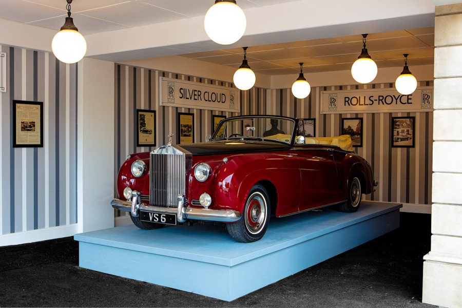Car News | Rolls-Royce travels back in time at Goodwood | CompleteCar.ie