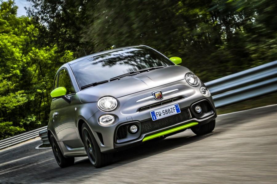 Car News | New Abarth 595 Pista gets a performance bump | CompleteCar.ie