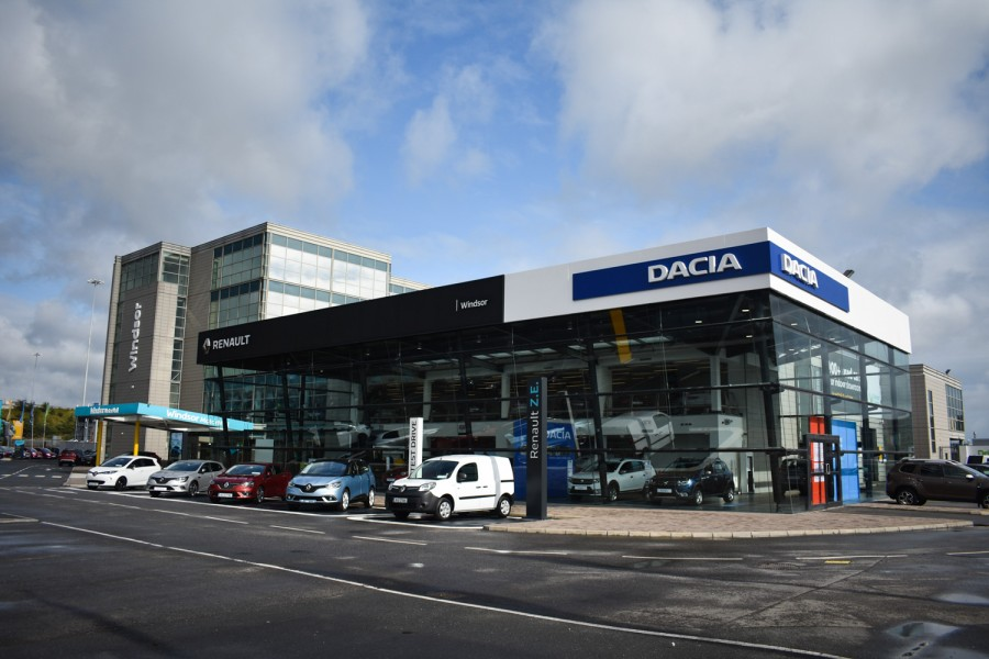 Car Industry News | Windsor Motor Mall Renault showroom North Dublin | CompleteCar.ie