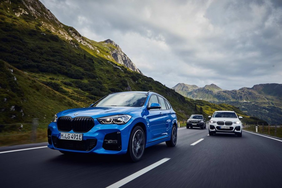 Car News | BMW adds hybrid power to revised X1 | CompleteCar.ie