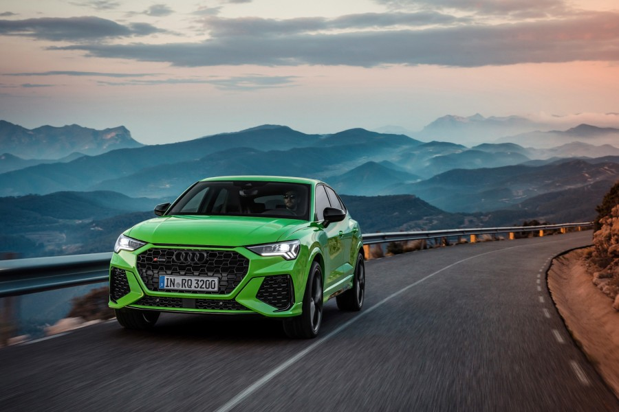 Car News | Audi presents hot RS Q3 and RS Q3 Sportback | CompleteCar.ie