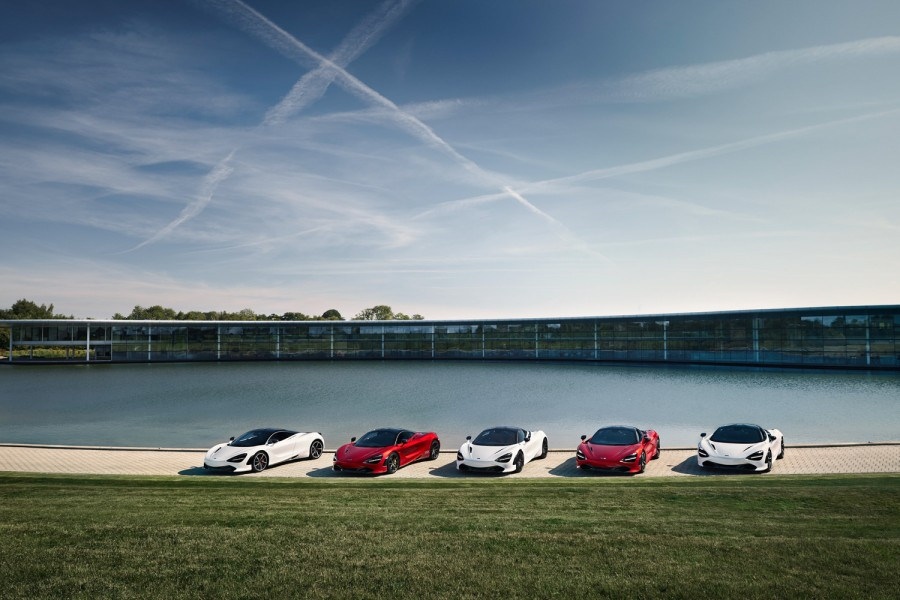 Car News | McLaren 720S hits new apex | CompleteCar.ie