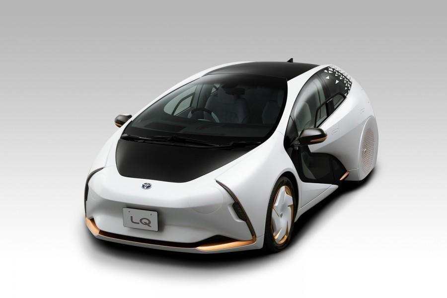 Car News | AI-powered Toyota LQ bonds with its driver | CompleteCar.ie