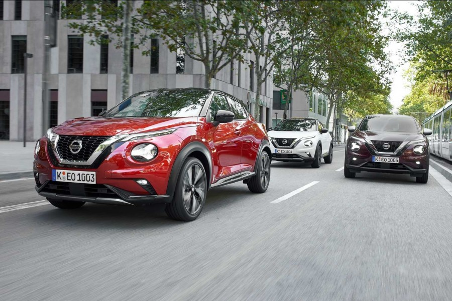 Car News | Nissan Juke Irish pricing and specs announced | CompleteCar.ie