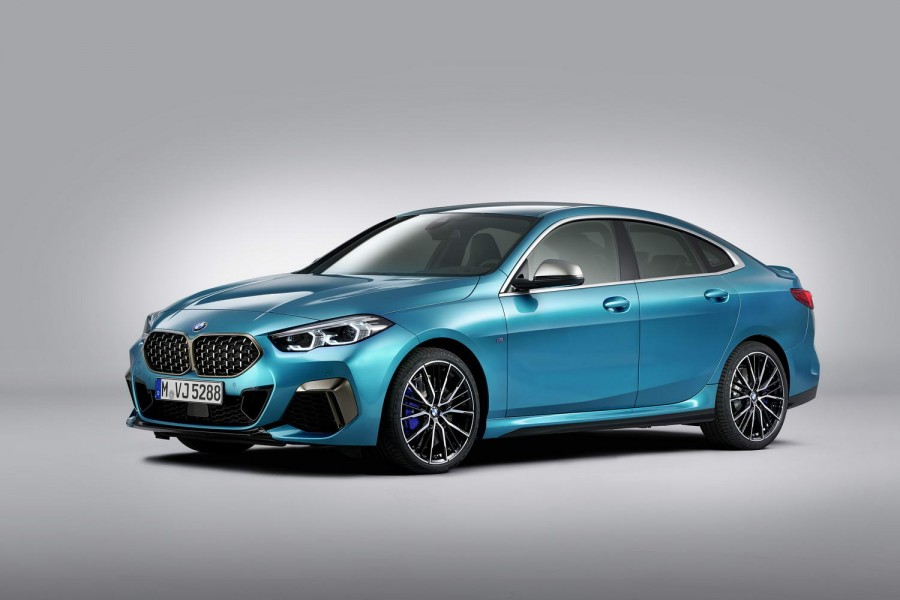 Car News | BMW kicks off with 2 Series Gran Coupe | CompleteCar.ie