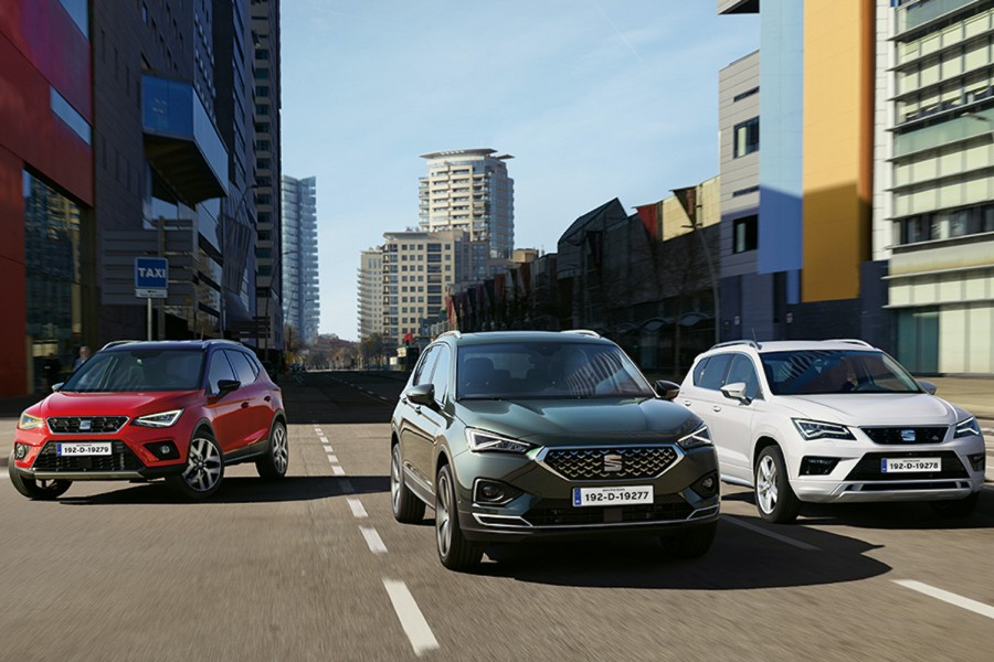 Car News | SEAT reveals its '201' offers | CompleteCar.ie