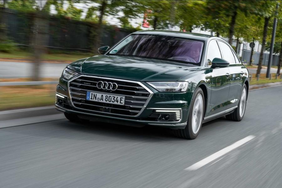 Car News | New Audi A8 L 60 TFSI e quattro | CompleteCar.ie
