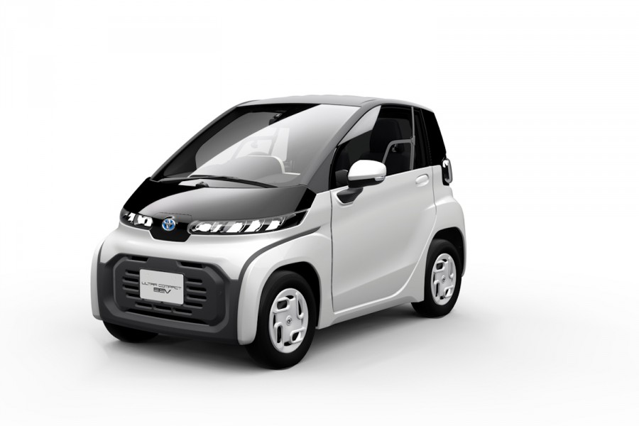 Car News | Toyota reveals its first electric car | CompleteCar.ie