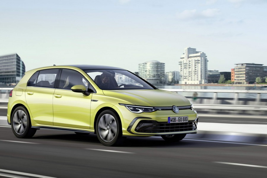 Car News | 2020 Volkswagen Golf 8 - tech, details, specs, pics | CompleteCar.ie