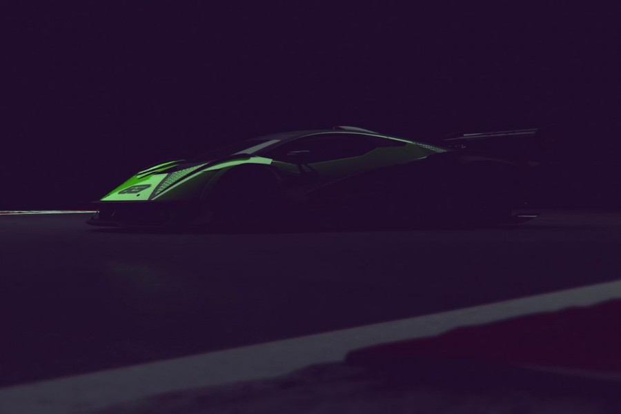 Car News | Lamborghini teases new hypercar | CompleteCar.ie