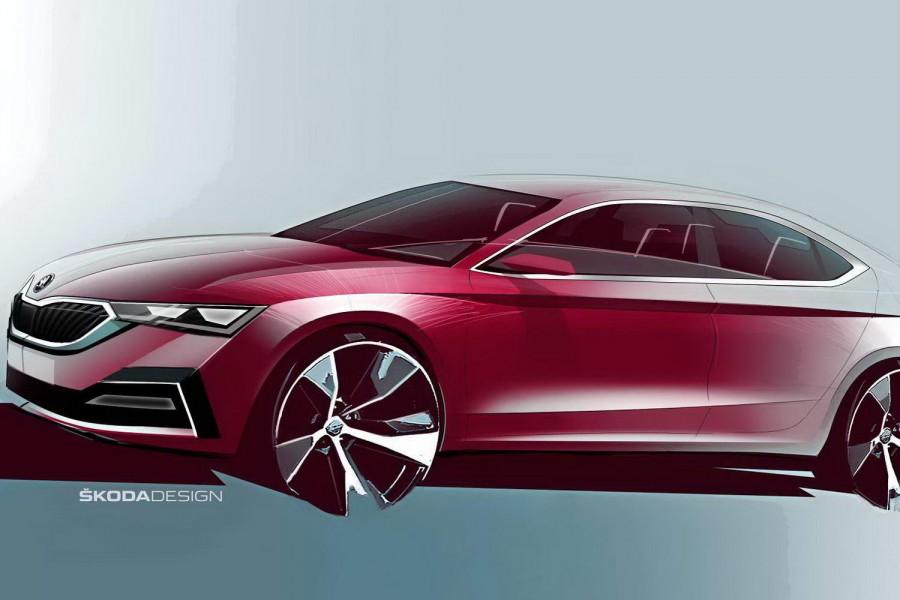 Car News | New video teases Skoda Octavia details | CompleteCar.ie