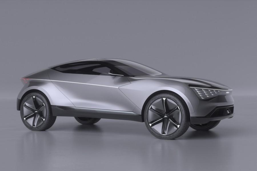 Car News | Kia Futuron concept looks to, well, the future | CompleteCar.ie