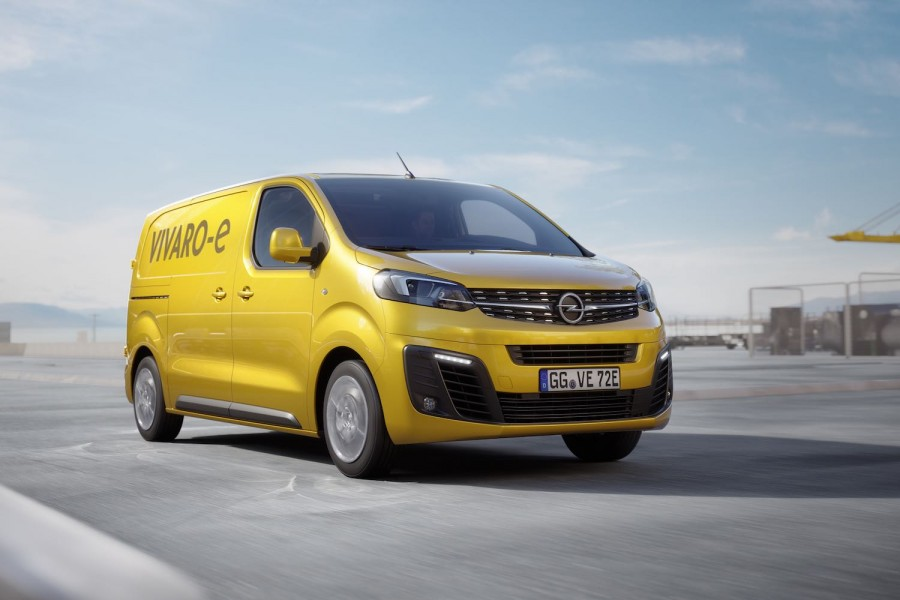 Car News | Opel Vivaro-e electric van arrives next year | CompleteCar.ie