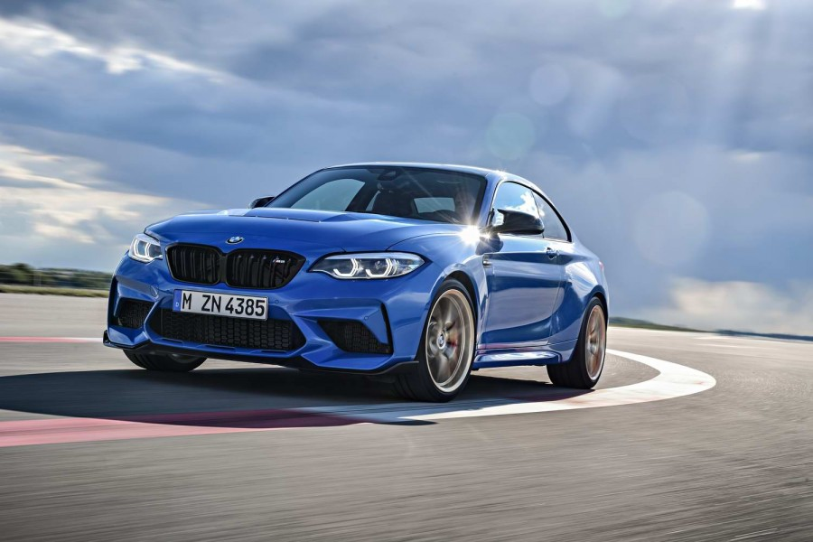 Car News | BMW M2 CS: limited edition wonder | CompleteCar.ie