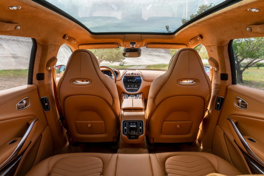 Car News | Aston Martin reveals DBX interior, price | CompleteCar.ie