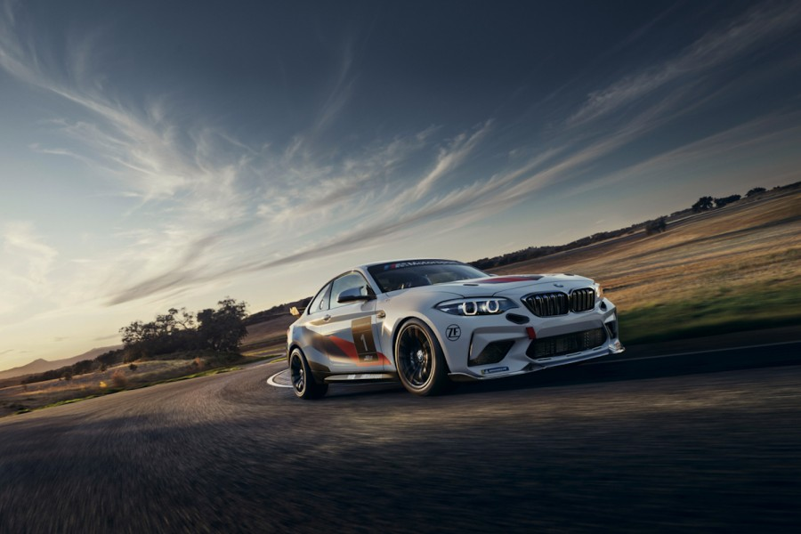 Car News | BMW shows M2 CS Racing | CompleteCar.ie