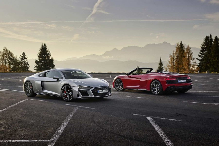 Car News | Audi keeps the rear-drive R8 in the range | CompleteCar.ie