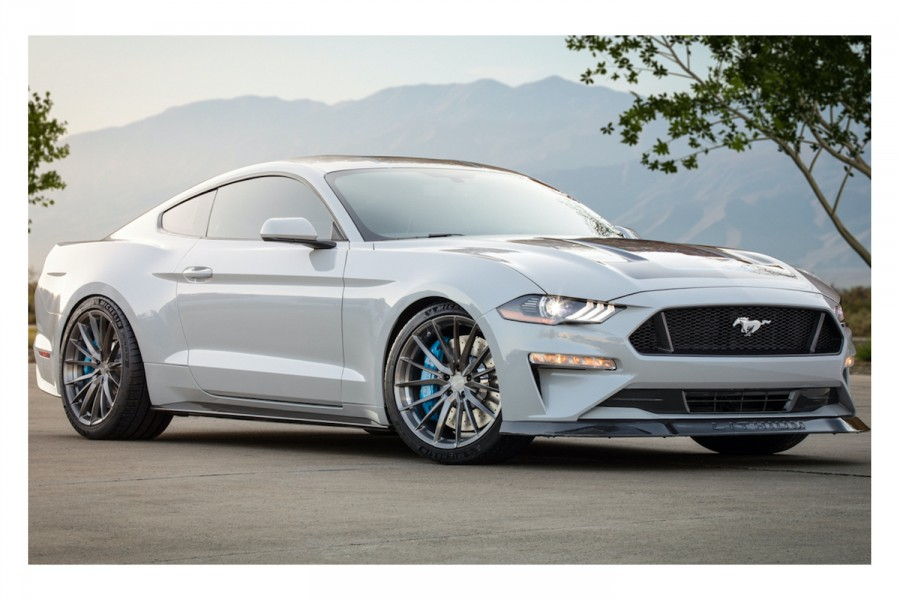 Car News | Ford shows one-off electric Mustang | CompleteCar.ie
