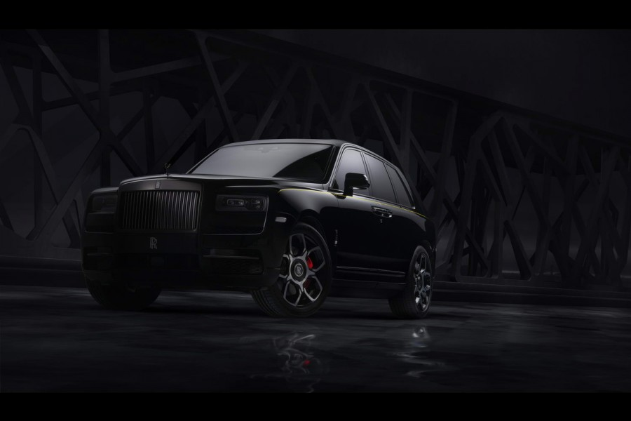 Car News | Rolls-Royce Cullinan SUV gets Black Badge | CompleteCar.ie