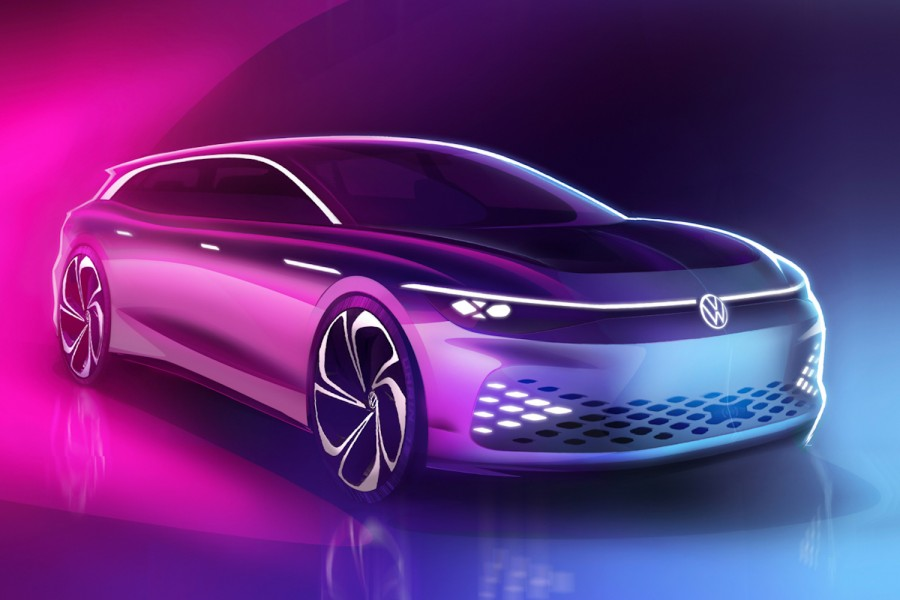 Car News | Volkswagen to show off new ID. Space Vizzion | CompleteCar.ie