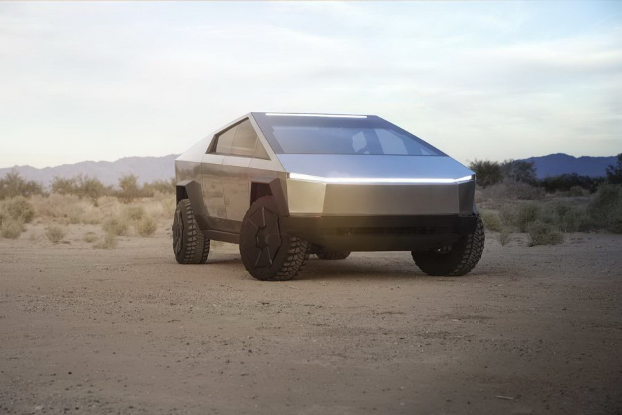 Car News | Tesla reveals radical Cybertruck | CompleteCar.ie