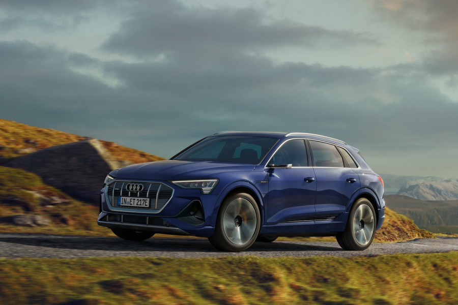 Car News | Audi e-tron quattro gets improved range | CompleteCar.ie