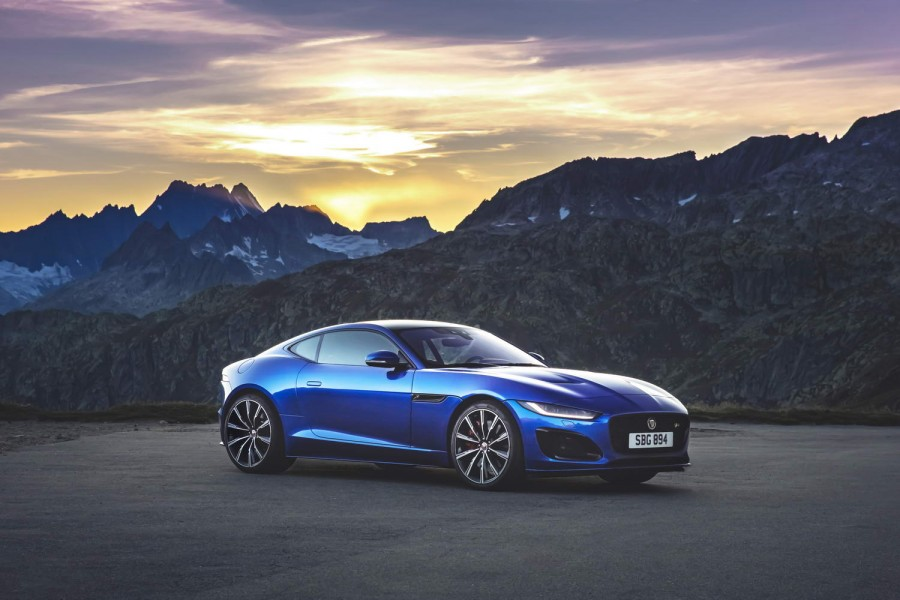 Car News   Sharp new look for 2020 Jaguar F-Type   CompleteCar.ie