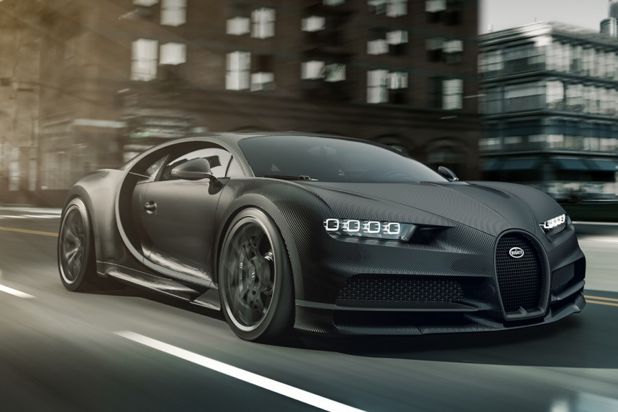 Car News | Two exclusive Bugatti models unveiled | CompleteCar.ie