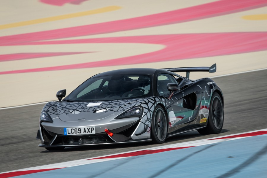 Car News | McLaren unveils track-focused 620R | CompleteCar.ie
