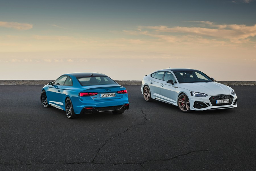 Car News | Audi gives us an upgraded RS 5 | CompleteCar.ie