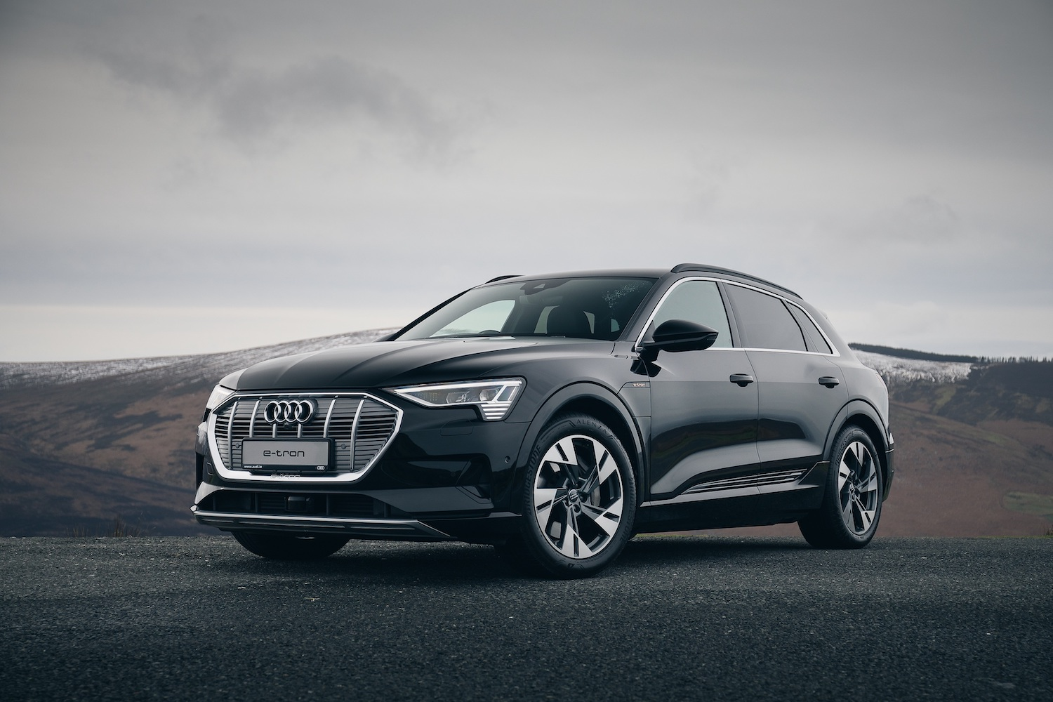 Car News | Audi e-Tron gets smaller battery, smaller price | CompleteCar.ie