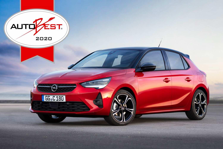 Car News   Opel Corsa wins Autobest 2020   CompleteCar.ie
