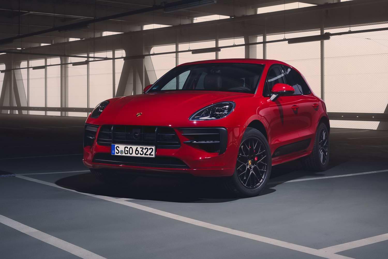 Car News   Porsche Macan gains new GTS model   CompleteCar.ie