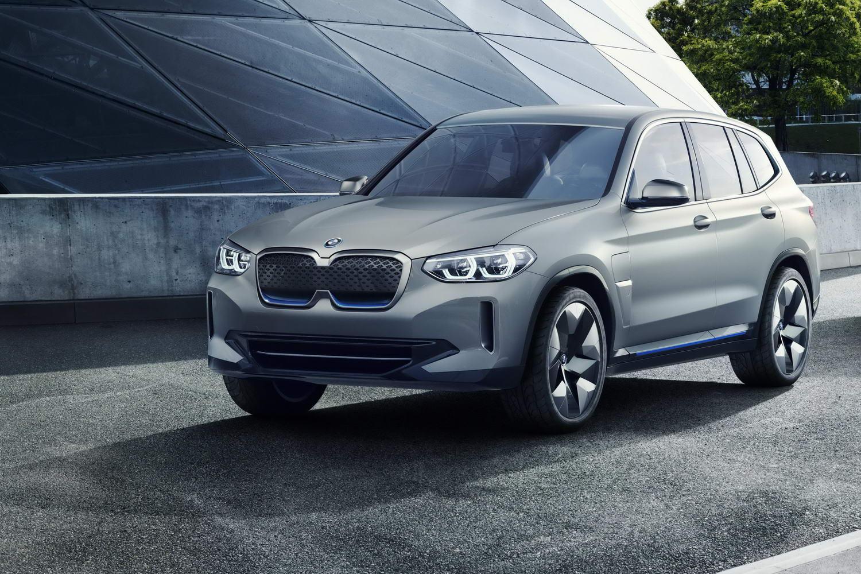 Car News   Electric BMW iX3 tech detailed   CompleteCar.ie