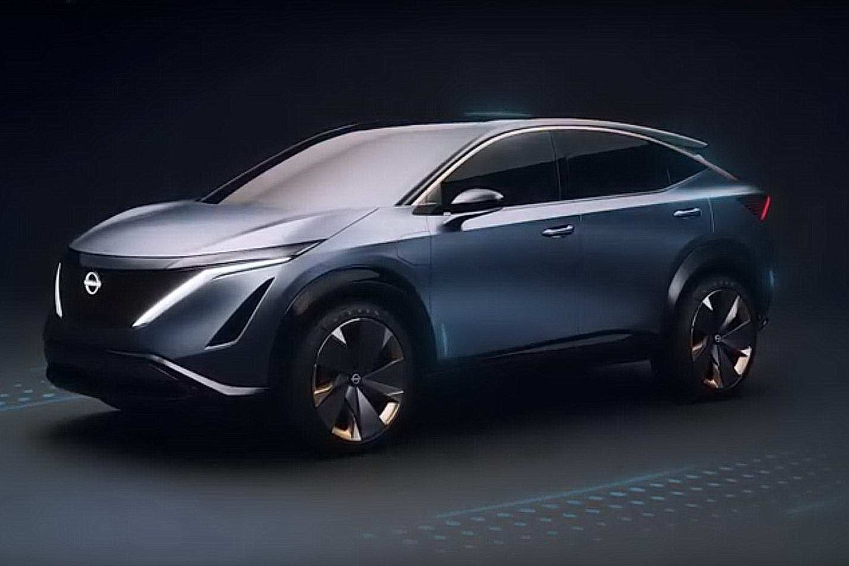 Car News   Nissan showcases Ariya EV at CES   CompleteCar.ie