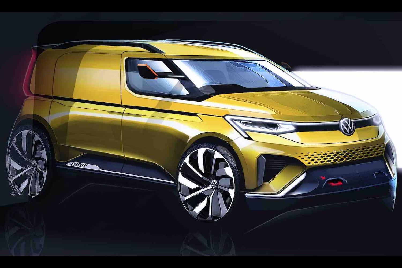 Car News   First images of new Volkswagen Caddy van shown   CompleteCar.ie