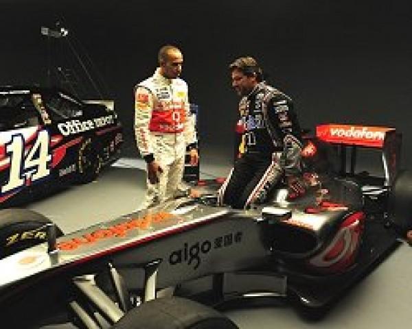 Car News | F1 - NASCAR swap | CompleteCar.ie
