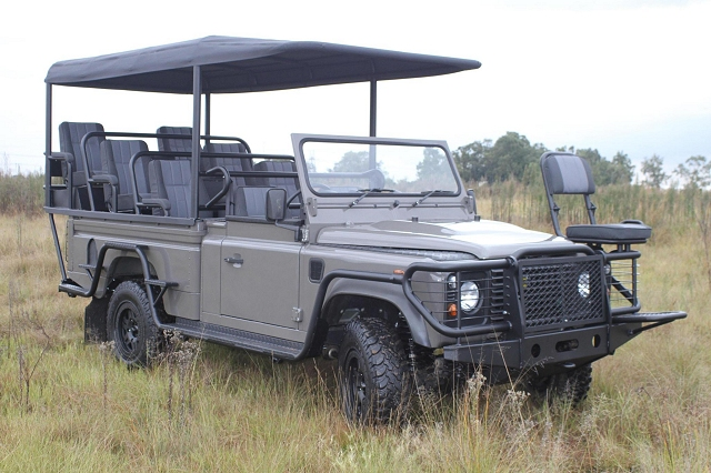 Car News | New electric Land Rover | CompleteCar.ie