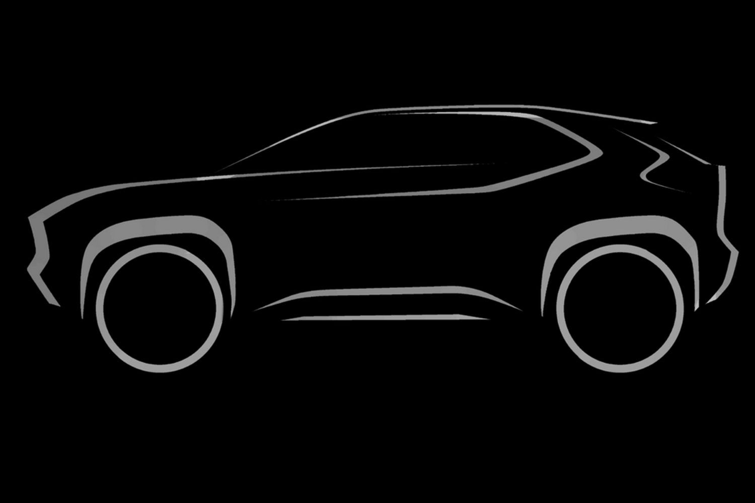 Toyota will launch a new small crossover