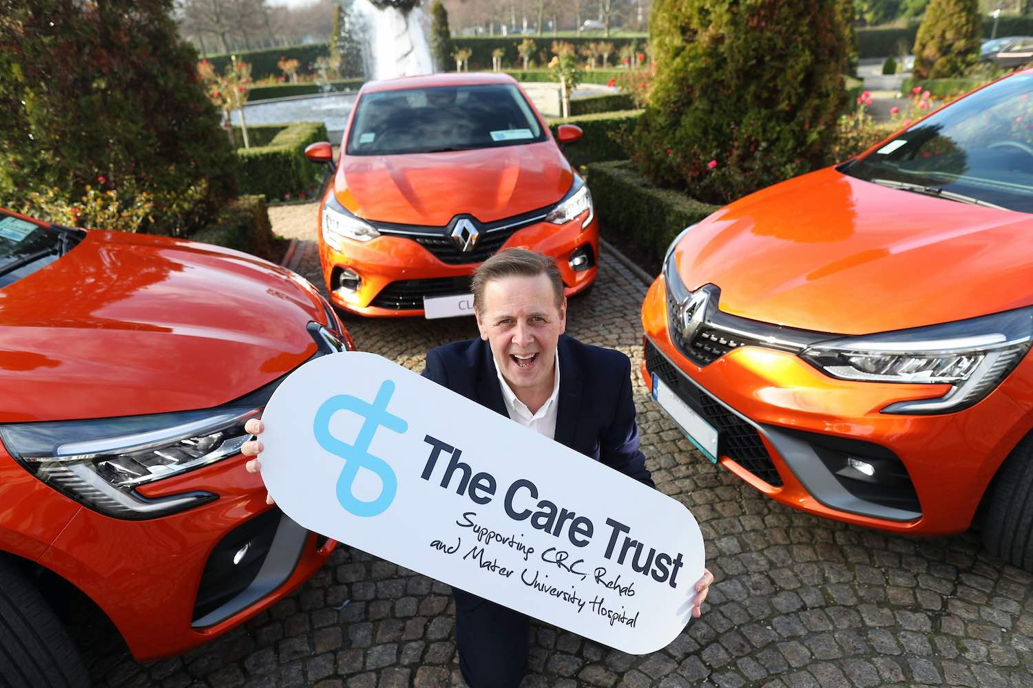 Car News | Renault to partner with The Care Trust | CompleteCar.ie