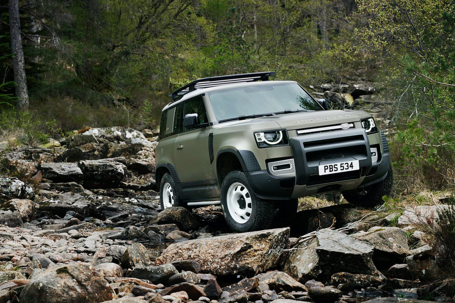 Car News | Land Rover Defender Irish prices announced | CompleteCar.ie