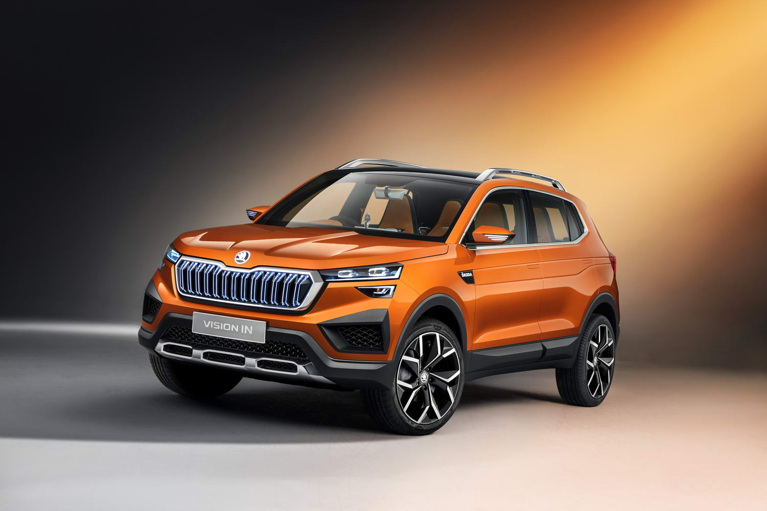 Car News | Skoda Vision IN previews new mid-size SUV | CompleteCar.ie