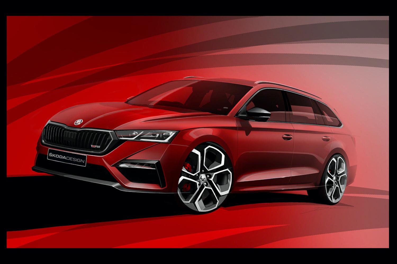 Car News | Next Skoda Octavia RS is a PHEV | CompleteCar.ie