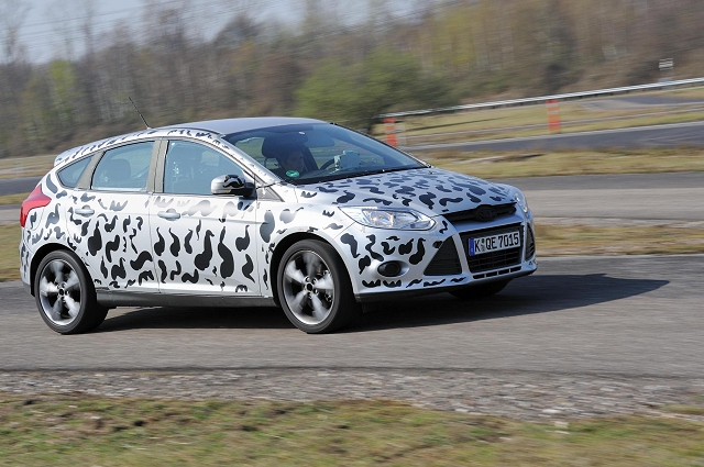 Car News | New Ford Focus ST on test | CompleteCar.ie