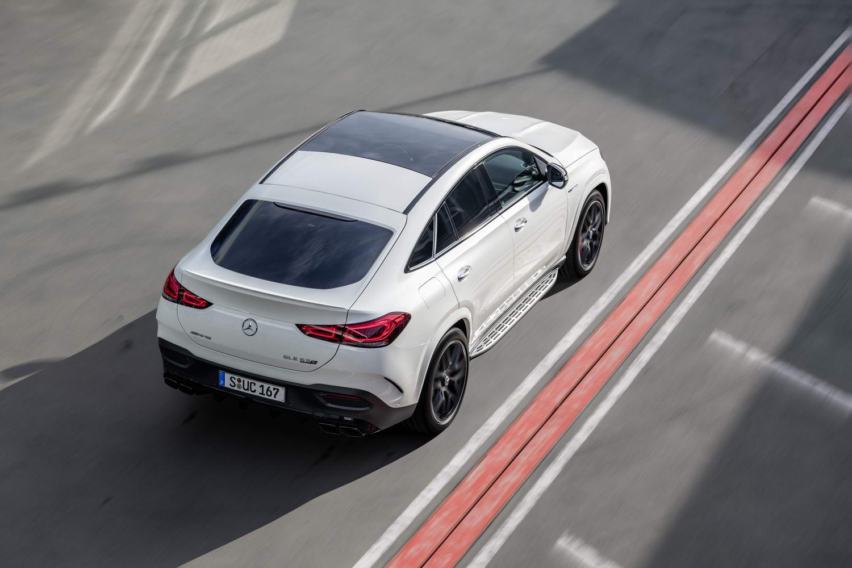 Car News | Mercedes reveals mild-hybrid GLE AMG Coupe | CompleteCar.ie