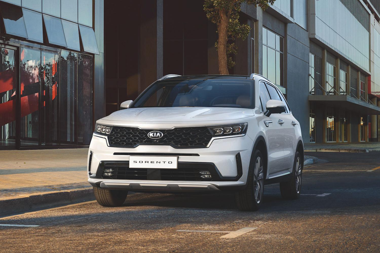 Car News | New Kia Sorento revealed in full | CompleteCar.ie