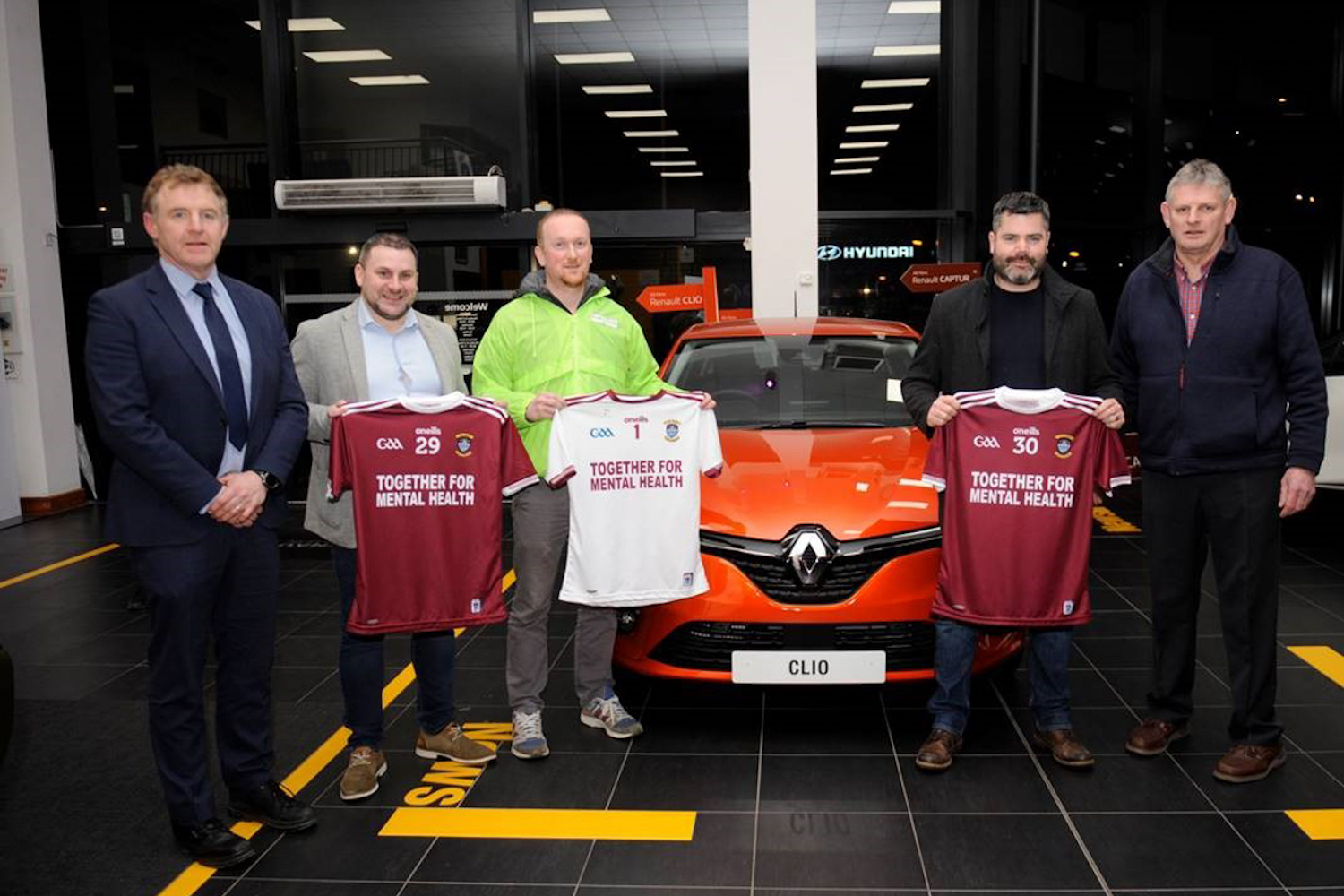 Car News | Renault to support mental health initiative | CompleteCar.ie